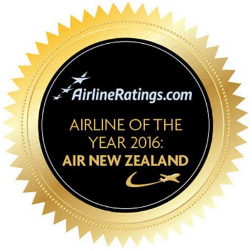 優れた航空会社ランキング2016、首位はニュージーランド航空、9位にANA ―AirlineRating.com