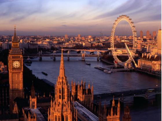 ロンドンの光景:英国政府観光庁ウェブサイトより