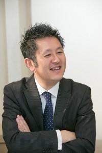 エボラブルアジア 執行役員CMO 松濤徹氏
