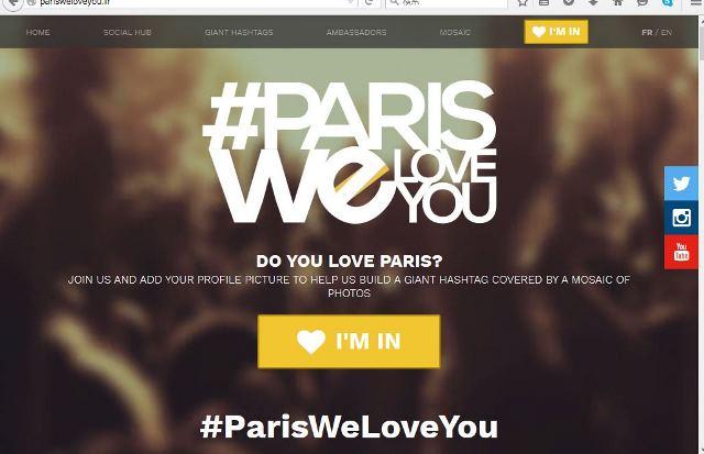 「パリはこれまで通り」、フランス企業などが支援キャンペーン、観光開発機構の世界22拠点も情報発信へ