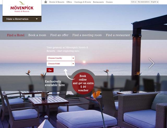 スイス拠点のモーベンピックホテル、日本事務所を開設、コネクトワールドワイドが受託