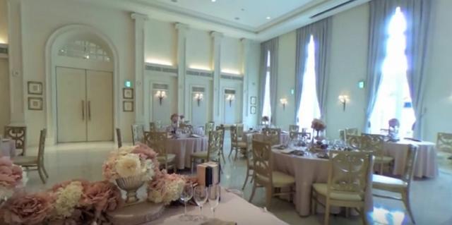 【動画】 結婚式場のバーチャル見学が可能に、楽天が企業向けサービス開始