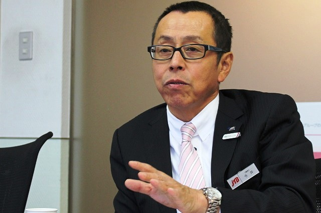JTBオンライン戦略で「一番の強みはリアル店舗」、今井社長が語るオムニチャネル化構想