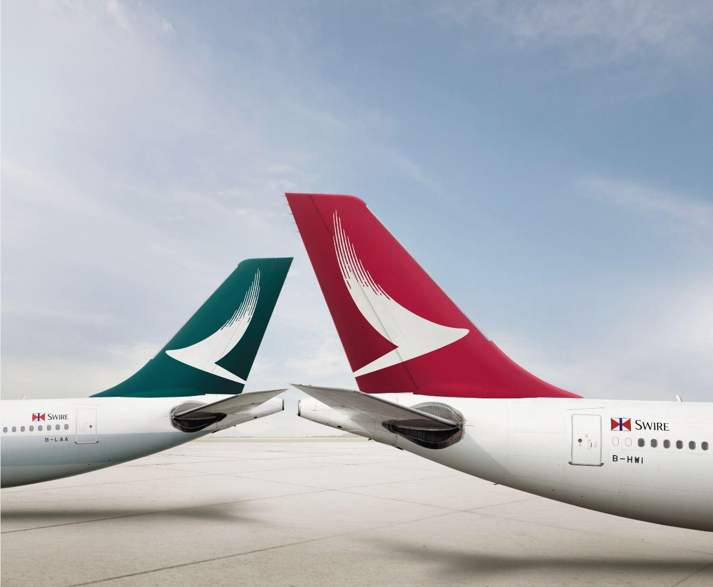 香港ドラゴン航空が「キャセイ ドラゴン航空」に、ブランド刷新でキャセイ航空と一体感へ