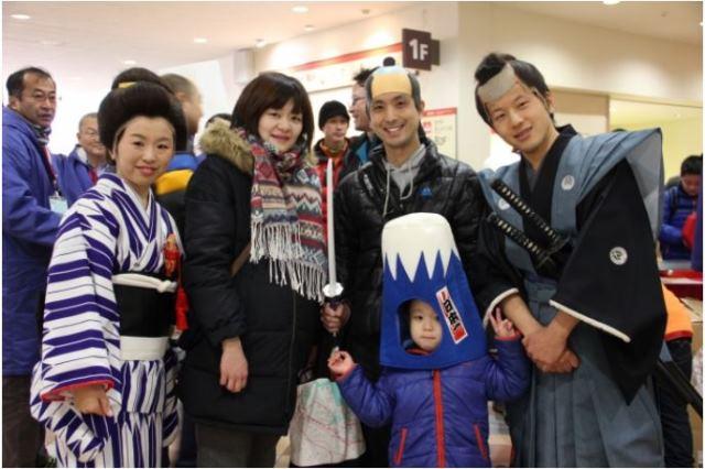 小田急グループが中国連休「春節」に向けキャンペーン、外国人限定の特典やイベントで歓迎