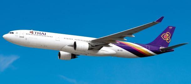 バンコク/仙台で国際チャーター、タイ航空とJTBが双方向の需要取り込み