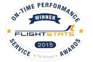 航空会社の定時運航率2015、世界1位はJAL、3位にANA、LCCやアライアンス部門も発表 - FlightStats