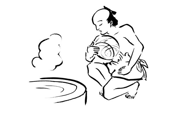 宮崎シーガイアに新コンセプトの個室温泉、小山薫堂氏の提唱する「湯道」で1日3組限定