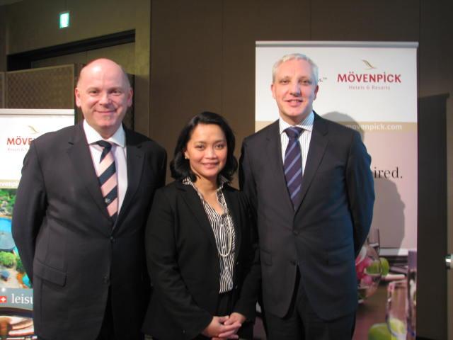 モーベンピックホテルズが拡大戦略へ、日本で営業強化、加盟ホテルは2020年に130軒を目指す