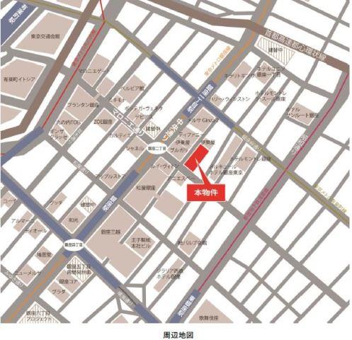 森トラストが銀座マロニエ通りに土地・建物を取得、2019年に新ホテル開業を検討