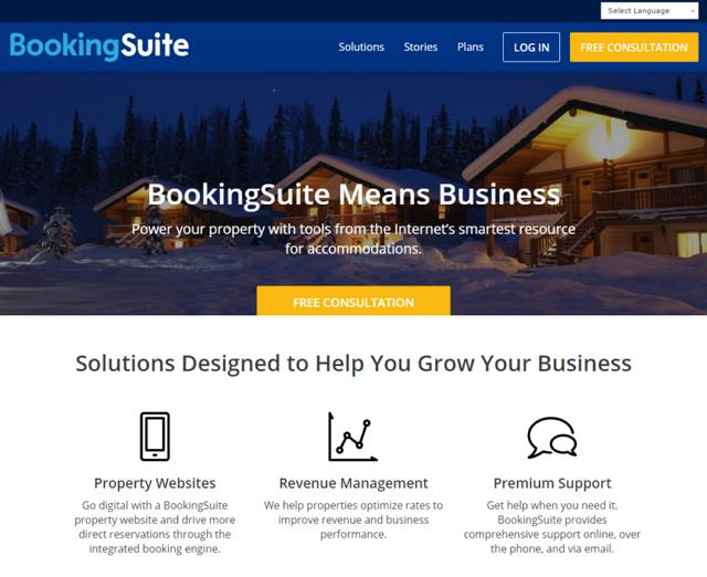 ブッキング・ドットコムがBtoB事業を本格化、宿泊施設の公式サイト構築から最適料金の提案まで