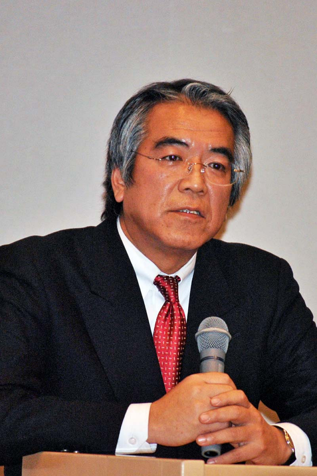 3.11当時、ジェイ・エアを社長として率いていた山村毅氏