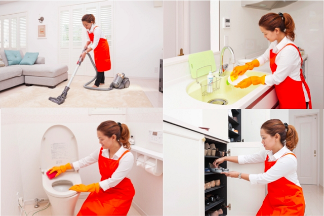 民泊事業者にフィリピン人家政婦を派遣する新ビジネス、清掃・家事代行や英語力を生かした対応も