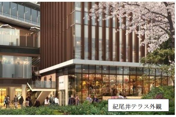 赤プリ跡地の商業施設、5月10日開業が決定、ホテル棟の名称は「紀尾井タワー」に