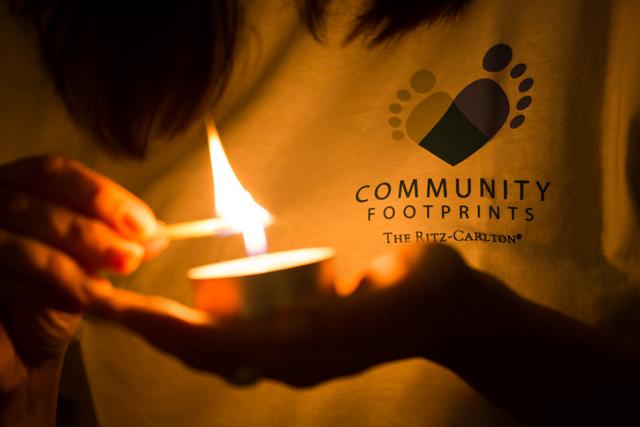 リッツ・カールトン京都が環境キャンペーン「アースアワー」に参加、3月19日にライトダウンを実施