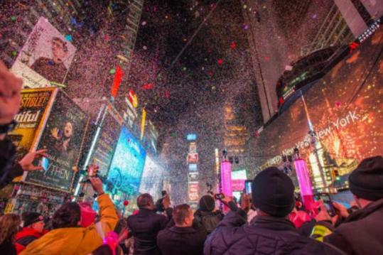 米ニューヨーク市、2016年旅行者数は5970万人の見込み、外国人は1270万人で過去最高と予測