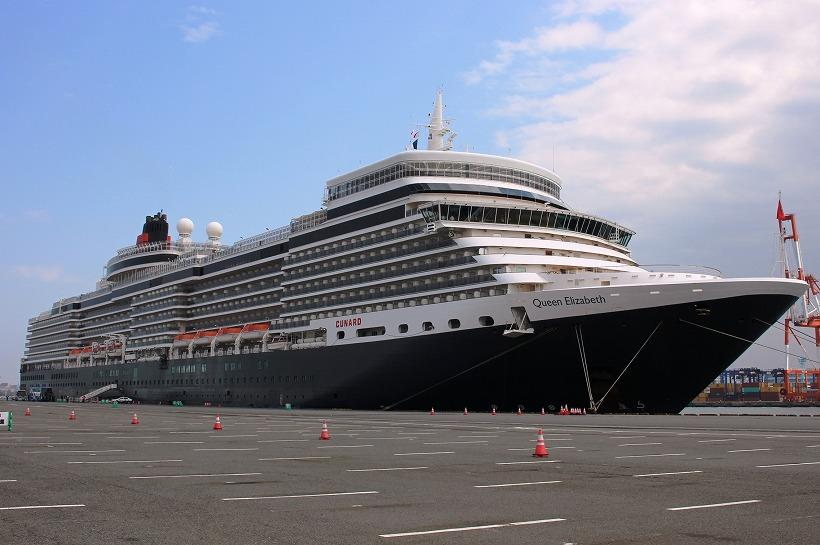 豪華客船「クイーン・エリザベス」運航会社が取消し対応を発表、「予定通り乗船」は船上クレジット提供