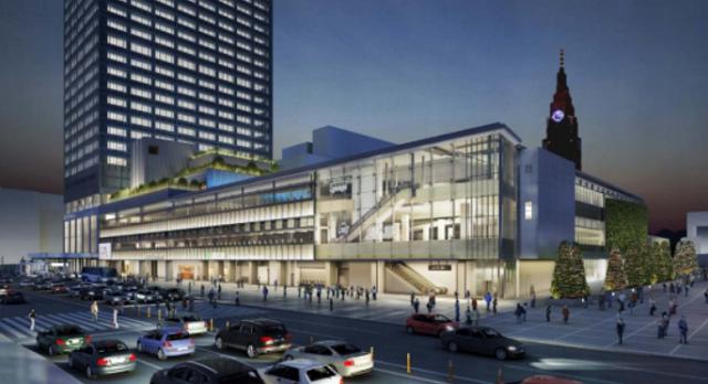 新宿駅南口に大規模バスターミナルが開業、観光情報センターも設置へ