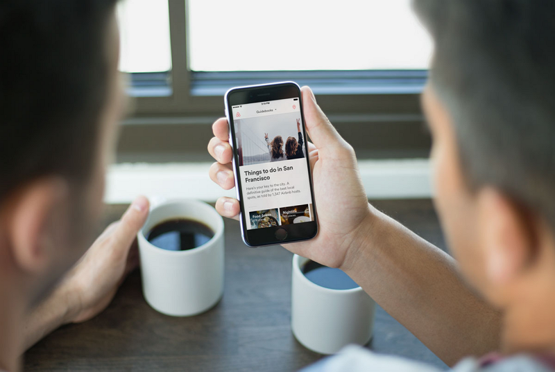 民泊最大手「Airbnb」が新サービス、観光情報ガイドを開始、宿泊以外のビジネス展開も示唆