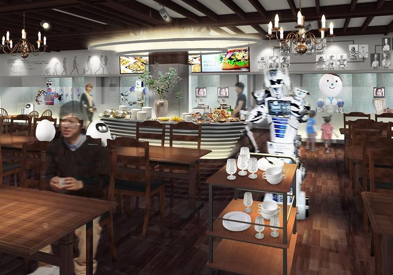 ハウステンボス澤田氏、ロボットで「仕事の半分を自動化」、新たな「王国」オープンへ【動画】