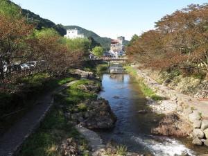 長門湯元温泉の景観:星野リゾート提供
