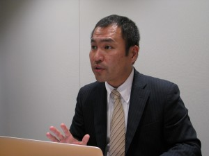 Airbnb Japan代表 田邉泰之氏