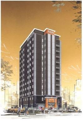 アパホテルが名古屋でも拡大、市内4棟目のホテルを来年開業、合計5棟1404室に