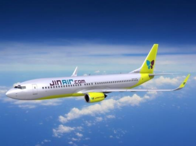 韓国LCCジンエアー、成田/ソウル線を新規就航、7月から1日2往復