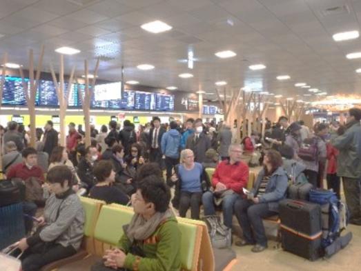 バスタ新宿、開業から半年で渋滞解消ならず、利用方面1位は箱根 -国交省が利用状況と課題を発表