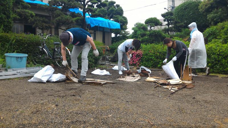旅行会社スタッフが熊本でボランティア活動、全国と九州6県から330名が参加 ―JATA