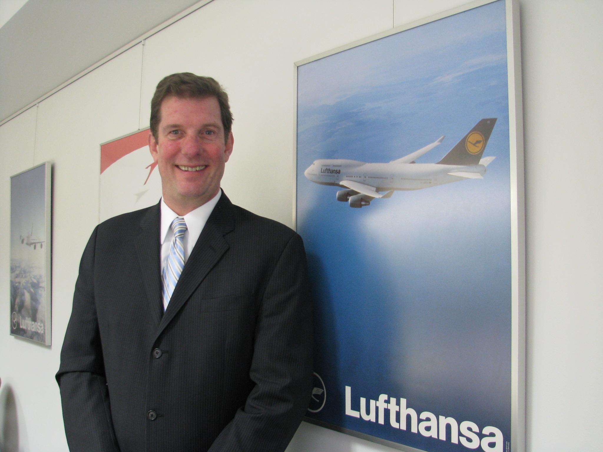 ルフトハンザ航空で進む効率化、グループ3社の部門統合と投資継続、日本路線にはA350投入も視野
