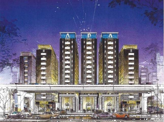 アパホテル、東京・六本木にホテル開発用地を取得、合計6棟の大規模プロジェクトへ