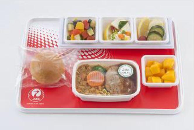 JAL、機内食でハラール認証を取得、日本発の全国際線・全クラスで提供へ