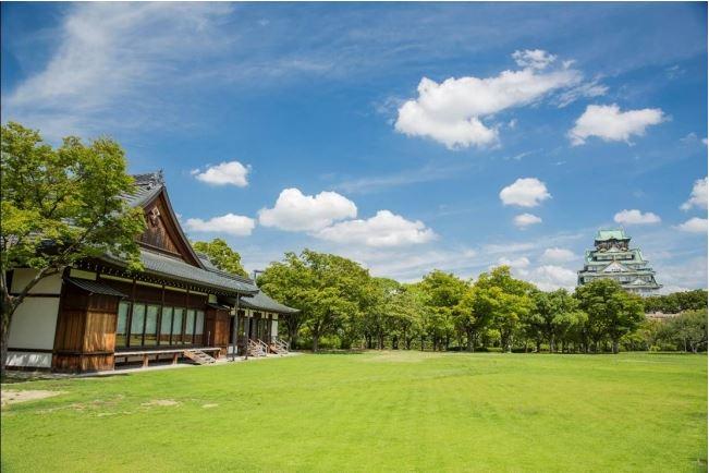 大阪城に予約制レストランがオープン、大阪迎賓館の一部改装でMICE利用にも期待