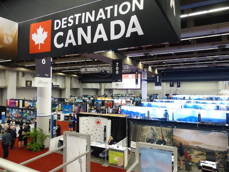 カナダの観光ルートの最新トレンドは? 注目は先住民の文化紹介や「食」関連など -RVC2016レポート(1)