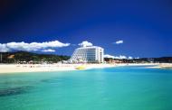 沖縄・恩納村にシェラトンホテルがオープン、サンマリーナを大規模改修、全200室がバルコニー付オーシャンビュー