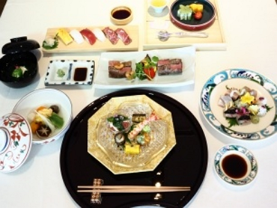 外務省、G7伊勢志摩サミットで各国首脳が食した料理メニュー、伝統工芸品を公開