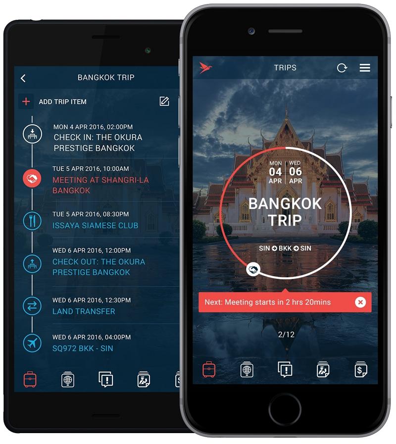 旅行に必要な情報を一括管理するアプリ、旅程の自動作成から必要な情報のリマインド・経費管理まで 【動画】