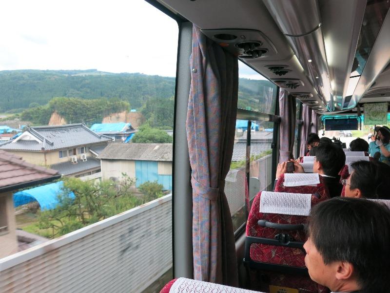 熊本・大分へ大手旅行会社が現地視察、プロ目線で交通網の復興状況を確認