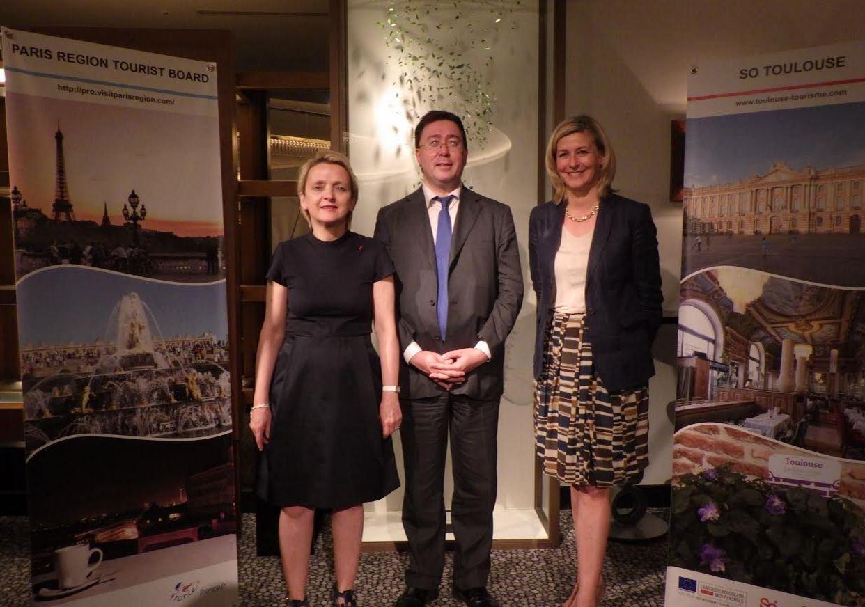 フランス観光開発機構、激減した日本人旅行者の回復へ治安対策など発表、旅行会社向け商談会など実施