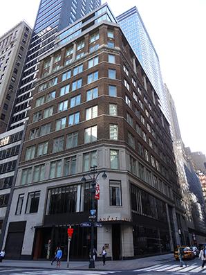 竹中工務店がニューヨークの高級ホテルを取得、「アンダース 5th アベニュー」で運営はハイアットが継続