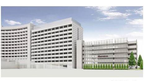 ディズニー東京の近郊エリアでホテル開業が続々、シェラトンが新客室棟オープンで全1000室超に