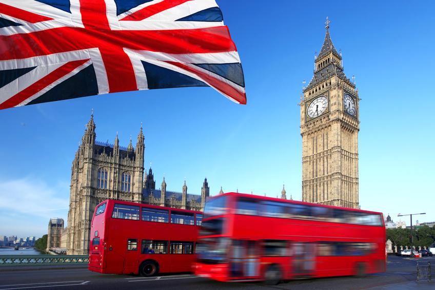 England, London