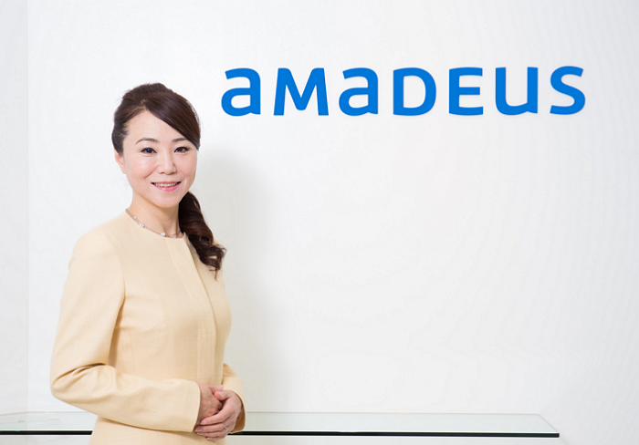 【人事】 アマデウス・ジャパン、新社長に竹村章美氏が就任