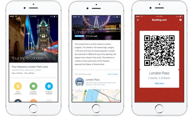 ブッキング・ドットコム、旅先のアクティビティ予約アプリを公開、個人向け「おすすめ」情報など地域限定で