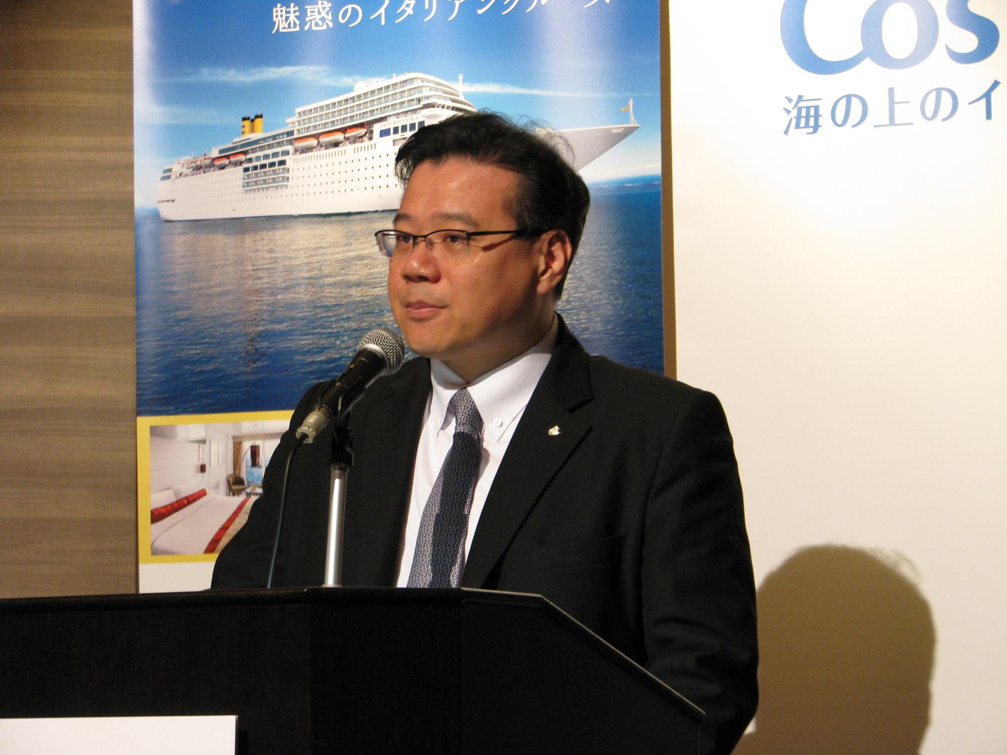 欧州大手コスタクルーズが2017年の日本発着クルーズ発表、運行本数を大幅増加、初寄港は新潟やウラジオストックなど6港