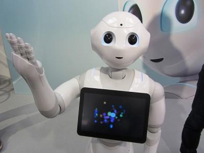 人型ロボット「Pepper」でホテル対応の音声認識・機能、個別開発で宿泊客の意図に合った言葉でおもてなし
