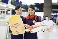 成田就航 チェックインカウンター(1)