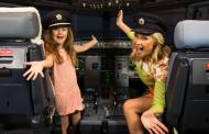 ブリティッシュ・エアウェイズ、機内コックピットで写真撮影サービス、パイロットが専用アプリで撮影