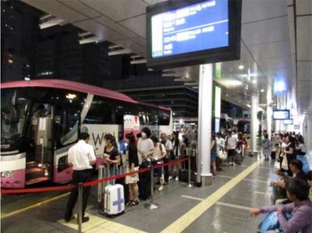 新宿のバスターミナル「バスタ新宿」利用者数、2016年お盆期間は平均1.2万人増に ―国交省